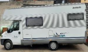 Wohnmobil Dethleffs Esprit